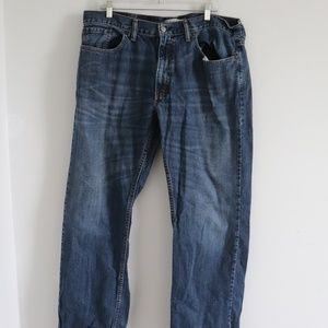 Levi's 559 Relaxed Straight Fit Mens Jeans Blue